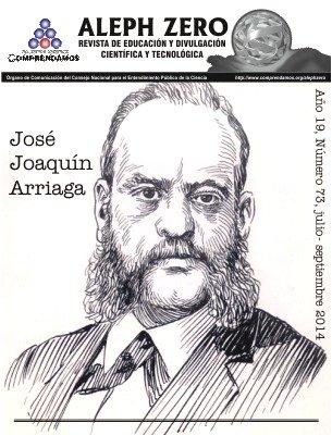 Portada Alephzero José Joaquín Arriaga